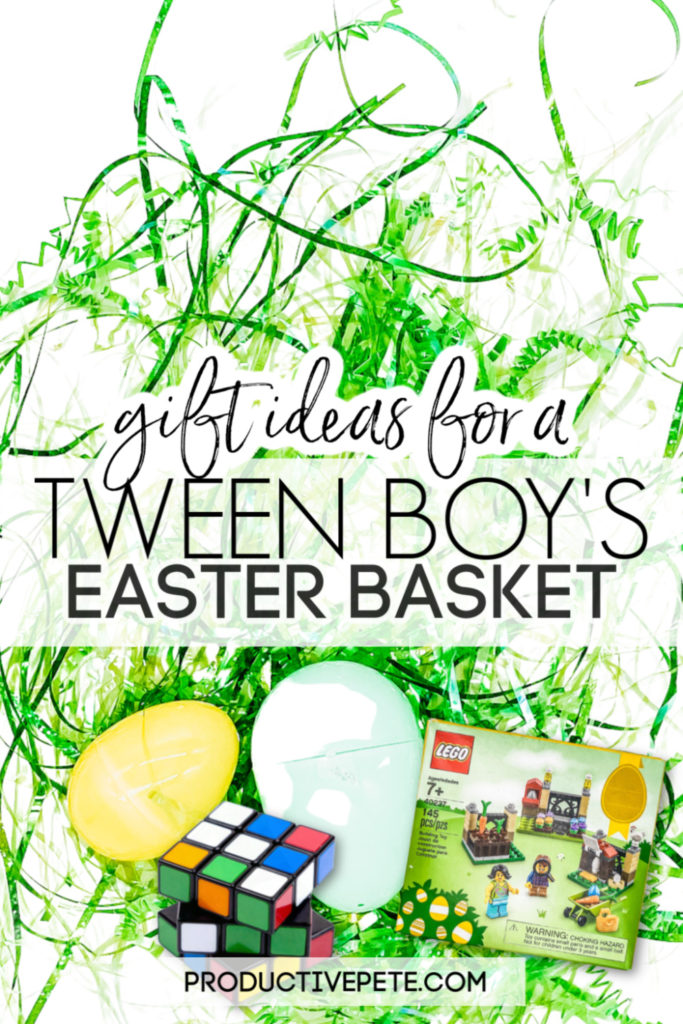 Tween Easter Basket Ideas: Here's What To Put In Your Tween Boys Easter Basket
