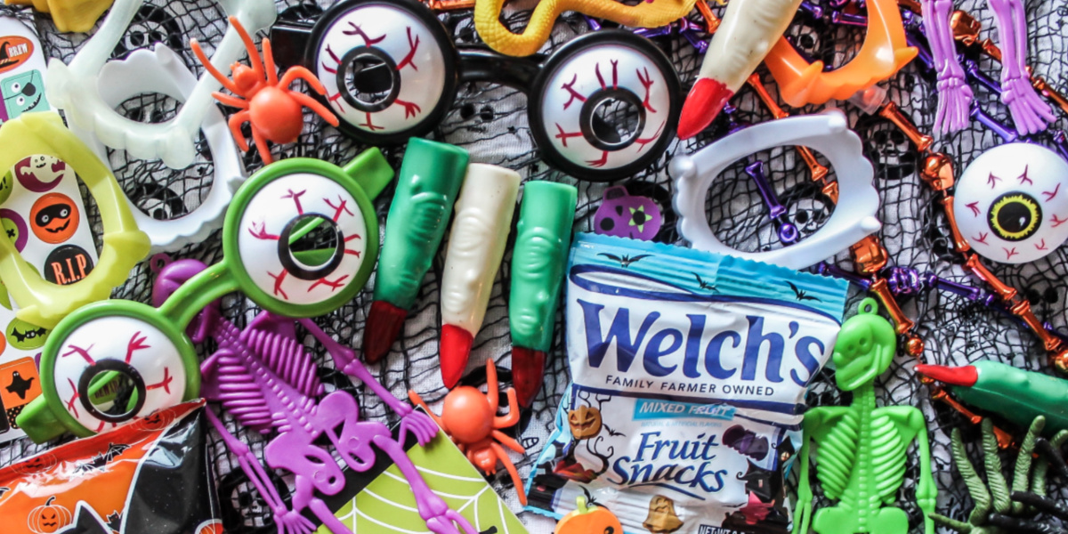 31 Fun Non Candy Halloween Treats For Kids Productive Pete